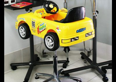 Kids hair cuts-race car cutting chair- Keturah Hair Design-hair salon Browns Plains 0448749647.