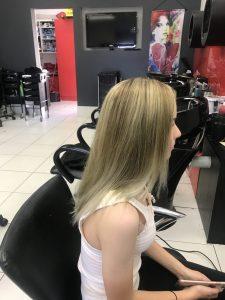 Light blonde hair- Keturah Hair Design-hair salon Browns Plains 0448749647.