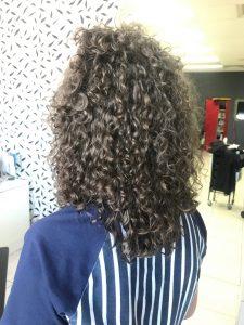 Long brown curly hair- Keturah Hair Design-hair salon Browns Plains 0448749647.