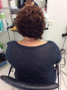 Short hair with style cut- Keturah Hair Design-hair salon Browns Plains 0448749647.