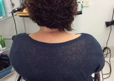 Short hair with style cut- Keturah Hair Design-hair salon Browns Plains 0448749647.