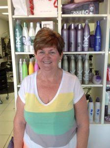 Short style and cut with some highlights- Keturah Hair Design-hair salon Browns Plains 0448749647.