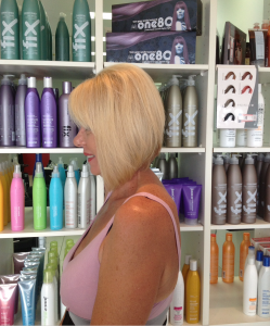 Style cut for blonde hair- Keturah Hair Design-hair salon Browns Plains 0448749647.