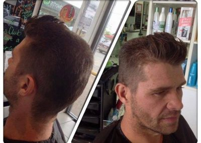 Style cut for men- Keturah Hair Design-hair salon Browns Plains 0448749647.