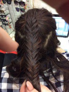 fishtail braids- Keturah Hair Design-hair salon Browns Plains 0448749647.