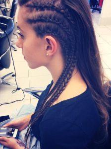 long hair with braids- Keturah Hair Design-hair salon Browns Plains 0448749647.